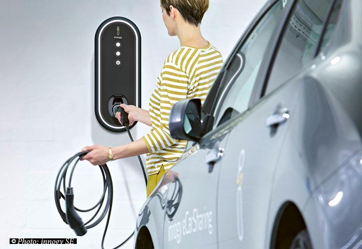 Neugebauer - Expansion of the charging infrastructure